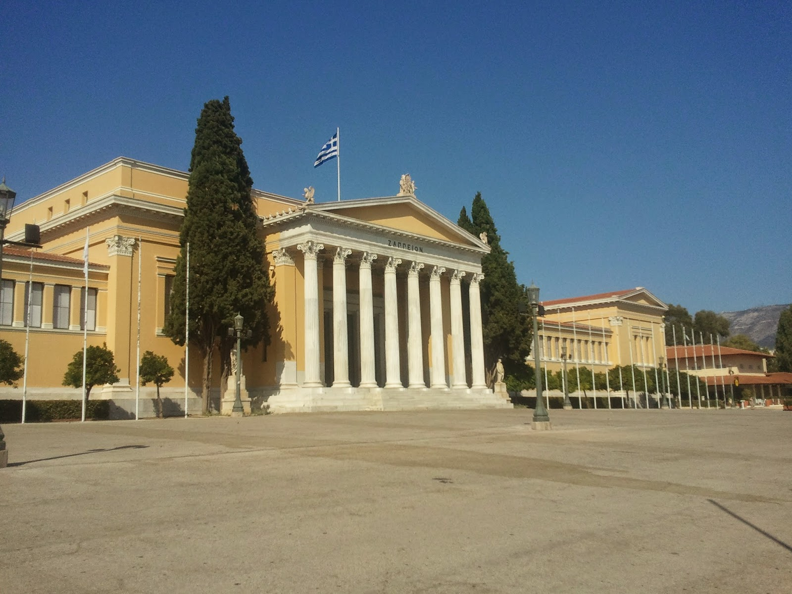 Zappeion - Atenas - Grécia