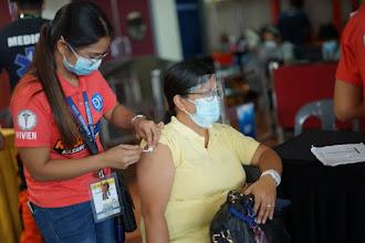 SM City Rosales hosts COVID-19 vaccination venue