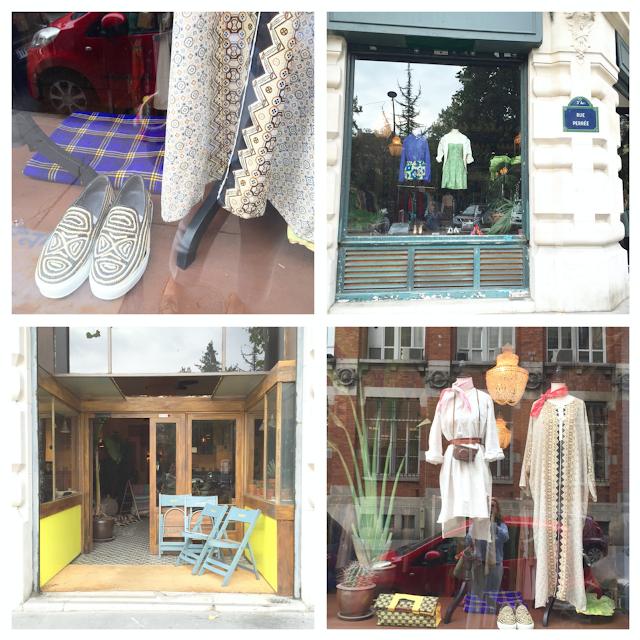 paris,shopping,le marché noir,vintage,afrique,léopard,colonial,magasin