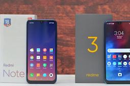 Realme 3 Comparison VS Redmi Note 7, Which Is Superior?