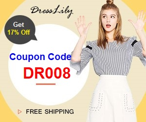 Get 17% Off All latest Clothes For Women With DressLily
