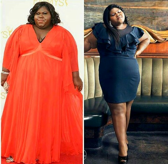 Photos Actress Gabourey Sidibe Shows Off New Look And Weight Loss