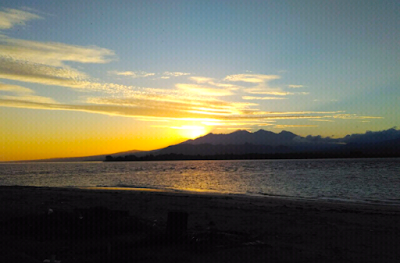 Sunrise di Gili Air