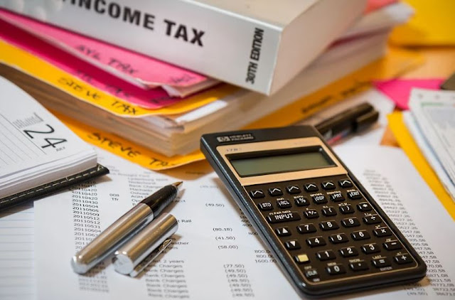 how income taxes are calculated