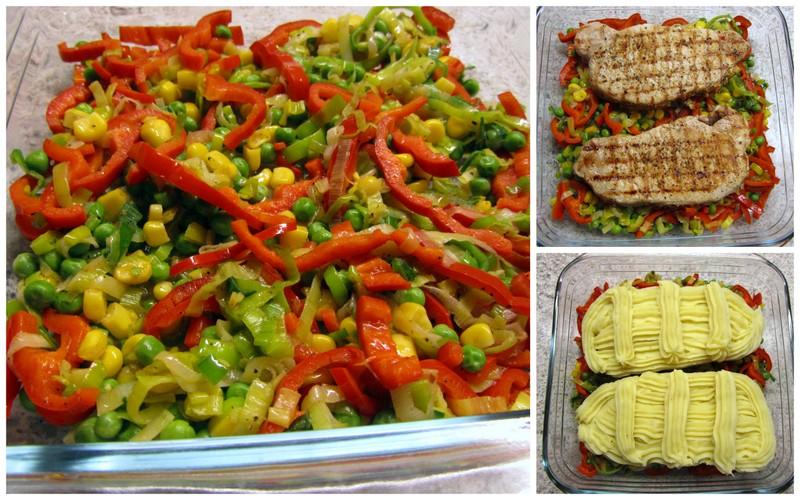 Udelukkende rester: Lækker mad - med den sidste rest kartoffelmos