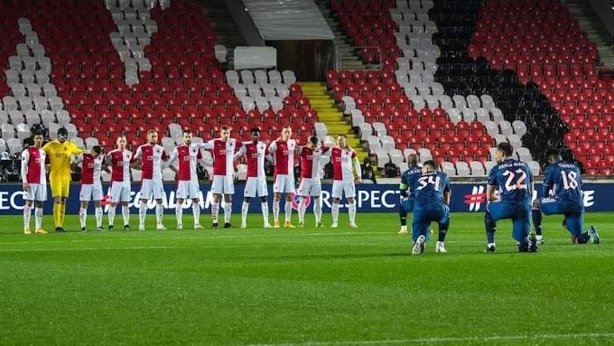 Állva maradtak a csehek az Arsenal ellen: a 444.hu burkoltan lemajmozta őket