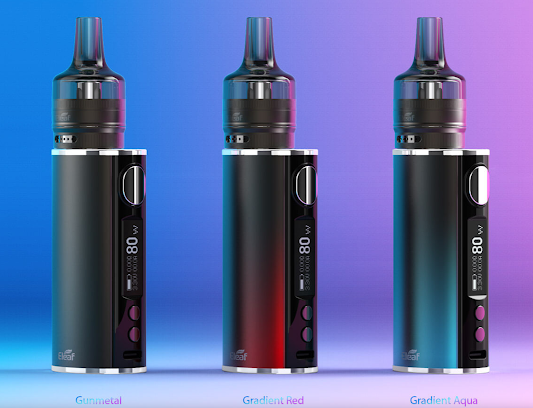 Eleaf iStick T80 Kit 3000mAh 80W with GTL Pod Tank