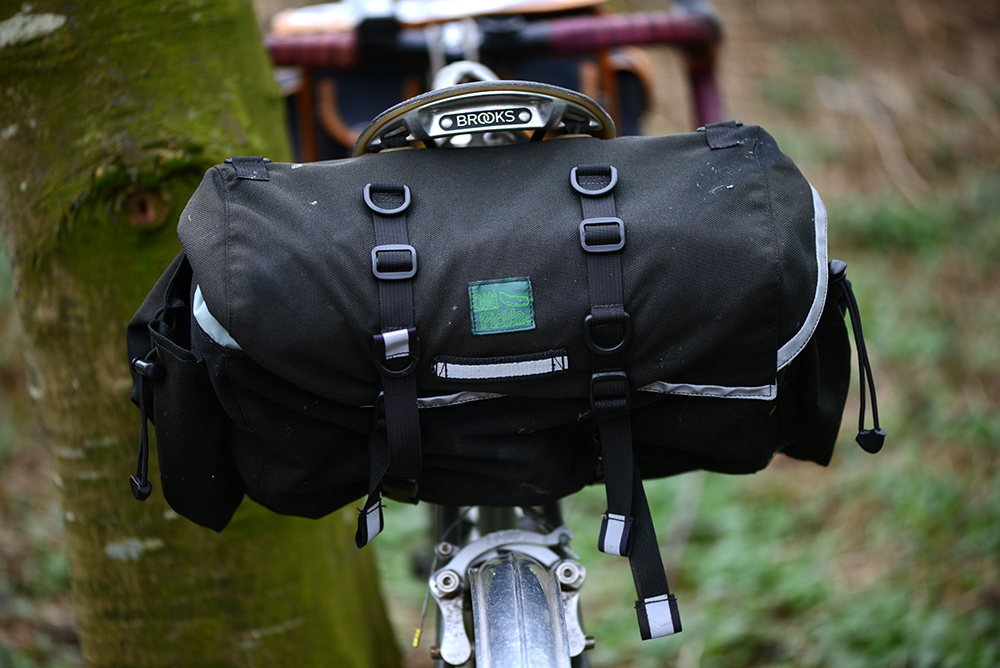 Today they are in the Berthoud handlebar bag (size Small). However c927e7aff02c4