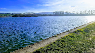 The view over Tring Reservoir