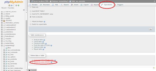 """Table Prefix"" must not be empty - WordPress Error"