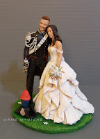 statine torta matrimonio sposo gus grande uniforme carabinieri dettagliata sposarsi in divisa orme magiche
