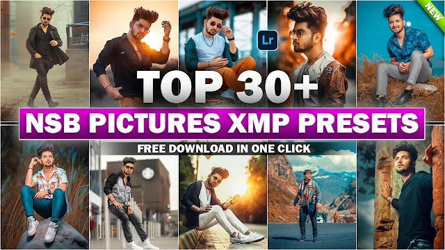Download Top 30+ Nsb Pictures Lightroom Presets (XMP) In One Click By Deepak Creations