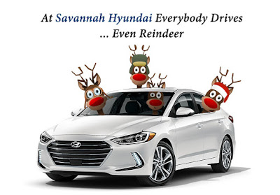 Savannah Hyundai, Savannah Georgia, Year End Savings, Savannah Christmas