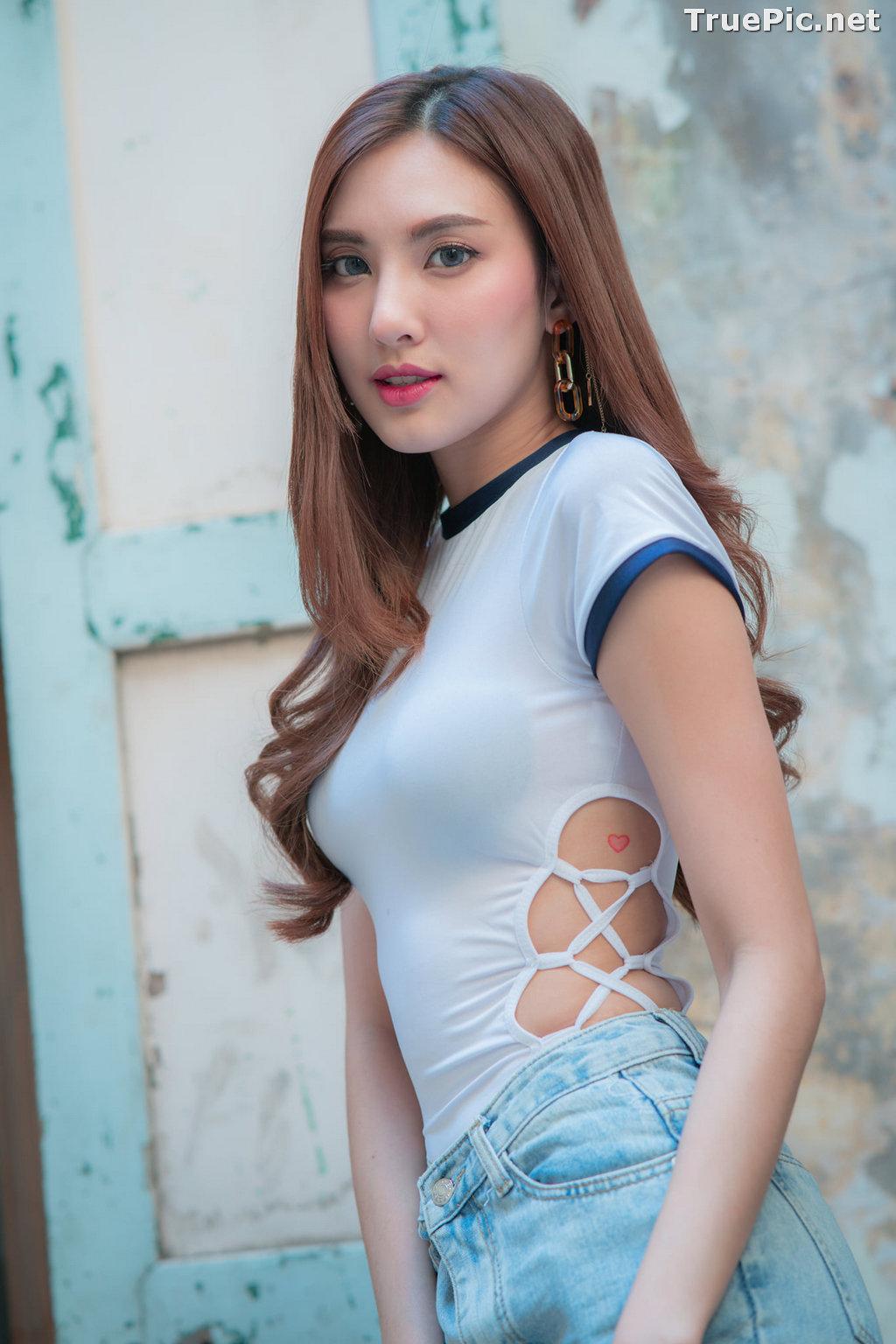 Image Thailand Model - Mynn Sriratampai (Mynn) - Beautiful Picture 2021 Collection - TruePic.net - Picture-10