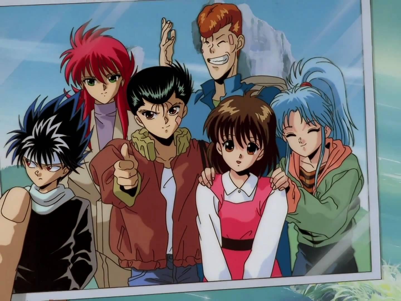 Mengingat Kembali Anime Yu Yi Hakusho Dan Tiga Raja