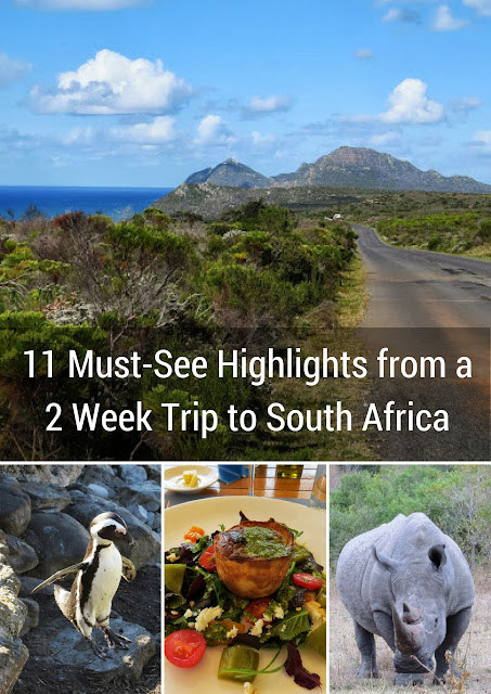 11 Must-see Highlights from a 2 Week Trip to South Africa