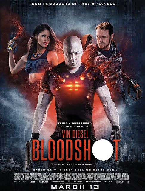Bloodshot- story, cast crew and trailer