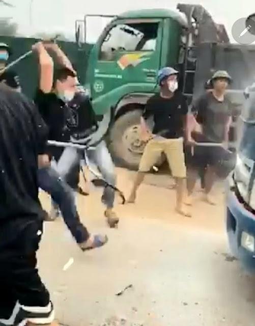 """Côn đồ """"làm loạn"""" Lương Sơn, Hòa Bình: Xin đừng để thêm một Đường """"Nhuệ"""""""