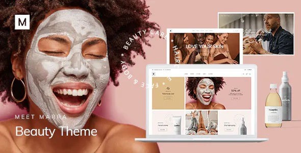 Best Beauty WordPress Theme