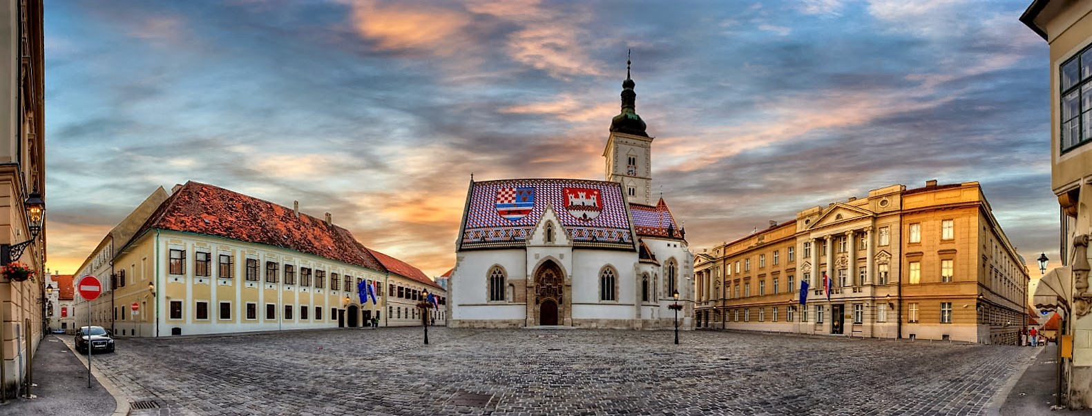 Photo of Gornji Grad in Zagreb