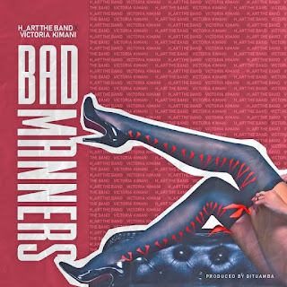 H- Art The Band ft. Victoria Kimani – Bad manner