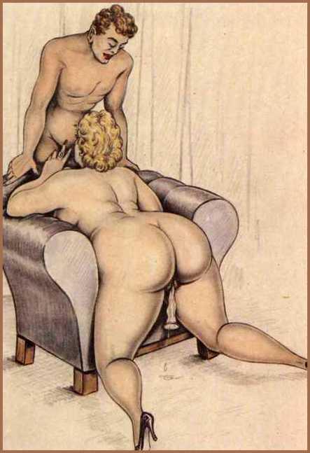 порно рисунки полных