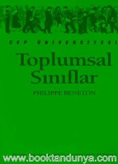 Philippe Beneton - Toplumsal Sınıflar  (Cep Üniversitesi Dizisi - 53)