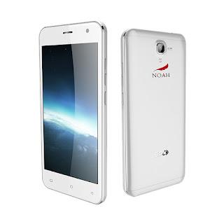 Spesifikasi SPC Noah S12 Mercury Smartphone Sahabat Noah