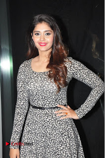 Actress Shurabhi Pictures in Short Dress at Vivo Global's V5 Smartphone Launch  0012