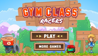 Play Free Gym Class Racers Sport Game Online