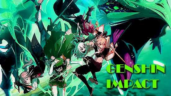 Genshin Impact Mod Apk
