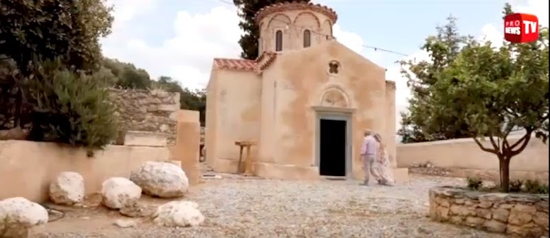 Παναγία η Γκουβερνιώτισσα- Ένα «κόσμημα» κρυμμένο στις Ποταμιές Ηρακλείου (βίντεο)