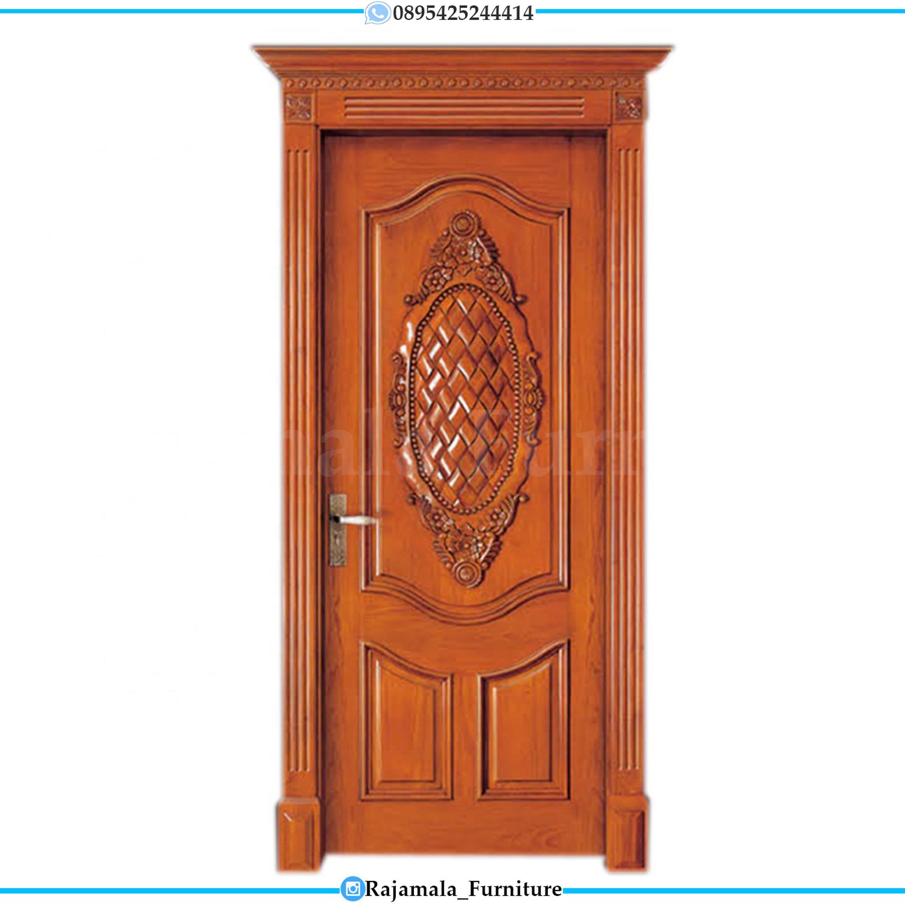 Pintu Rumah Mewah Terbaru Luxury Classic Furniture RM-0054