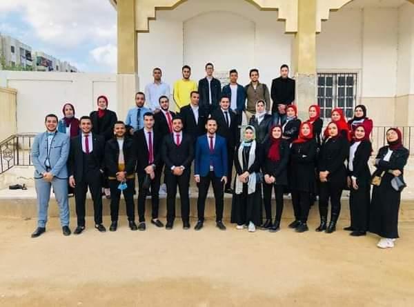 محافظ كفرالشيخ يهنئ أعضاء برلمان شباب مصر الفائزين بكفر الشيخ