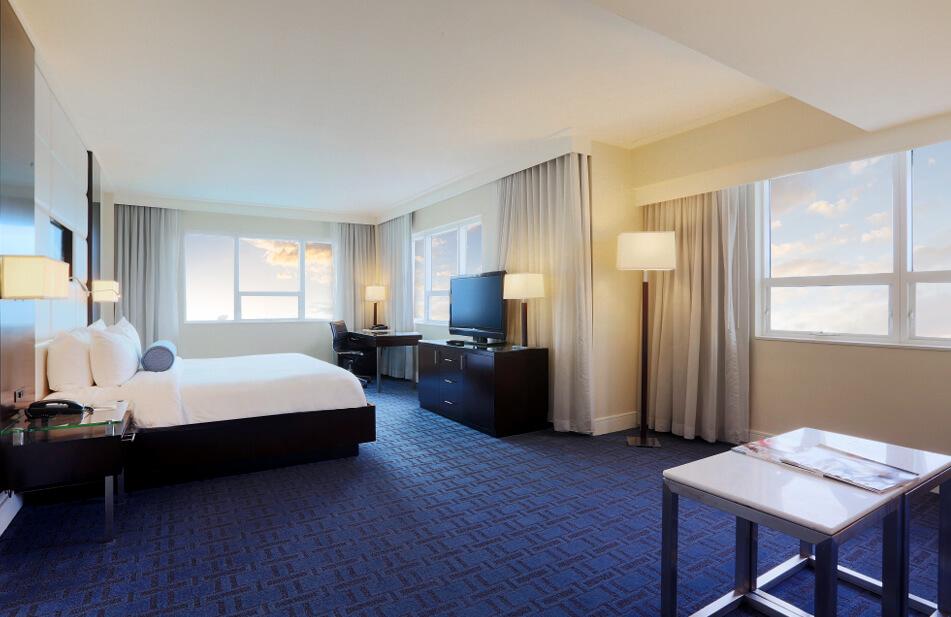 Disfruta de una relajante estadía de lujo en el Hotel Eden Roc Miami - ActualTravel
