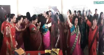 hartalika teej_women dance