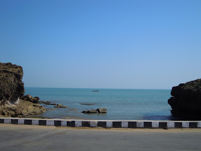 जलंधर बीच दीव, jallandhar beach