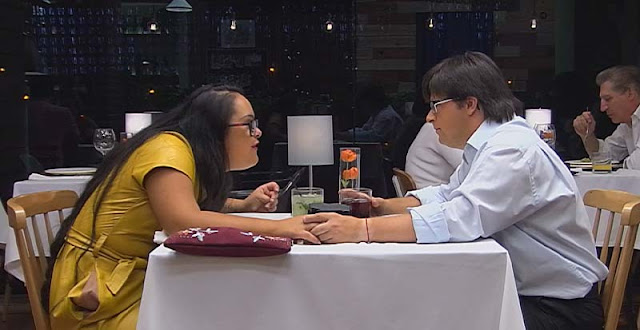 Sara y Manuel en First Dates