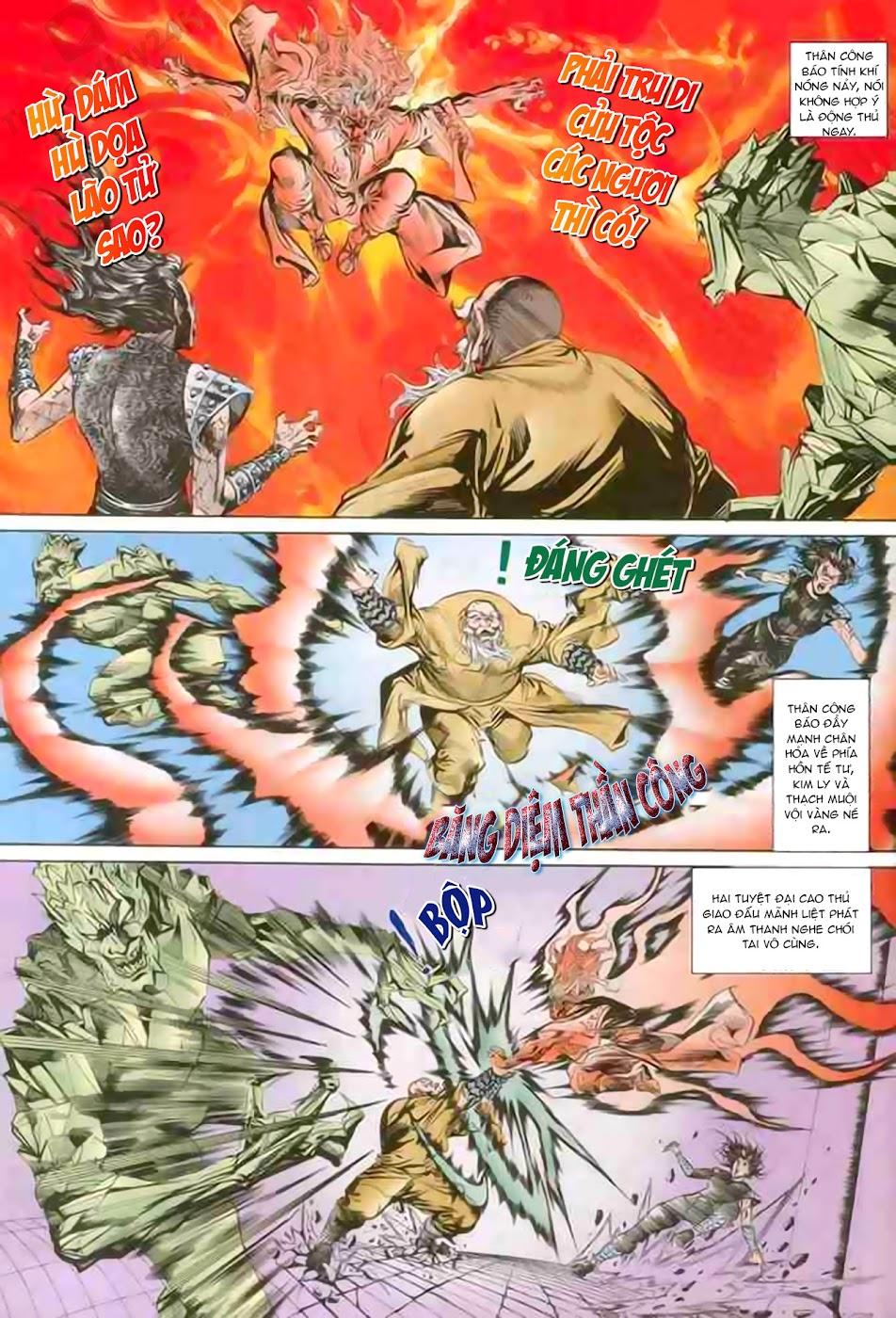 Cơ Phát Khai Chu Bản chapter 86 trang 19