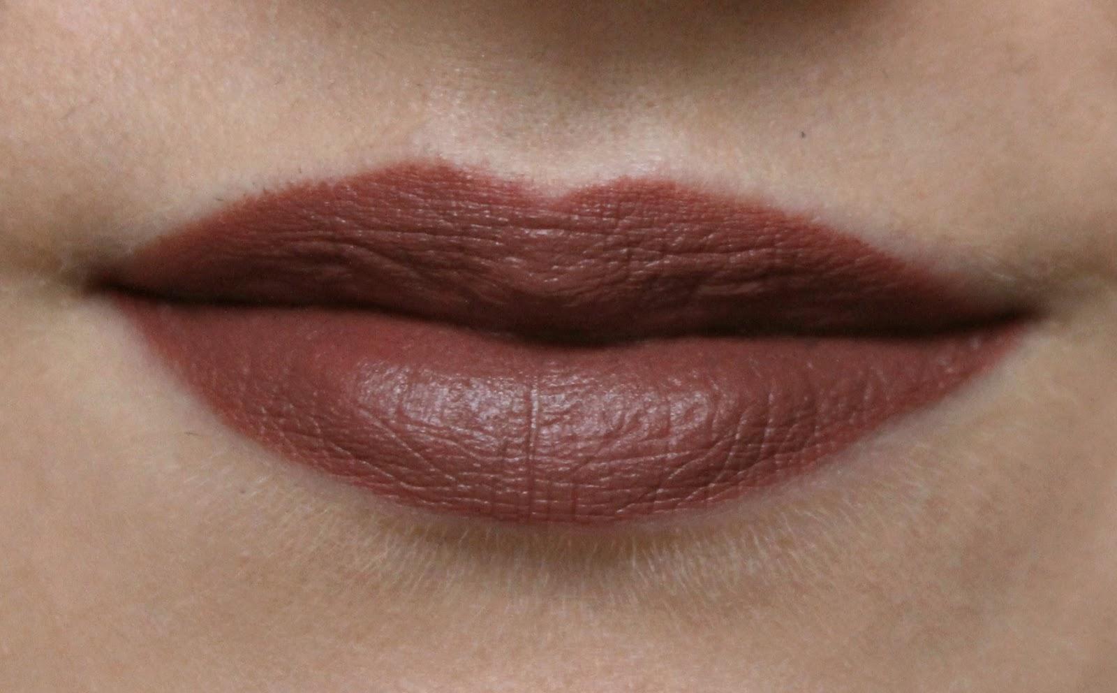 Vaak MAC Whirl Lipstick | Nature of Happiness #PY55