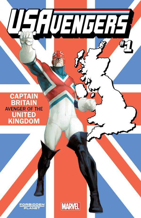 Капітан Британія
