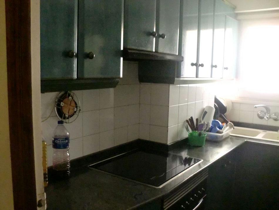 piso en venta calle pintor carbo castellon cocina