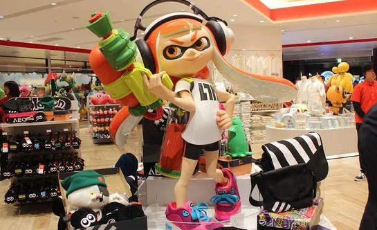 Nintendo TOKYO Store Dibuka di Shibuya Parco