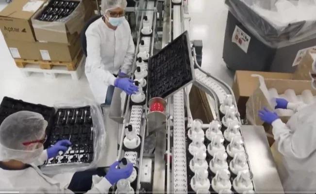 Louis Vuitton deja de producir perfumes para fabricar gel antibacterial contra el COVID-19