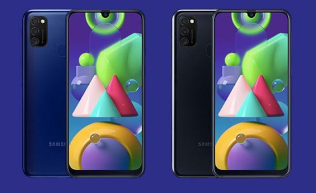 Harga dan Spesifikasi Samsung Galaxy M21 RAM 4GB ROM 64GB Terbaru di Indonesia