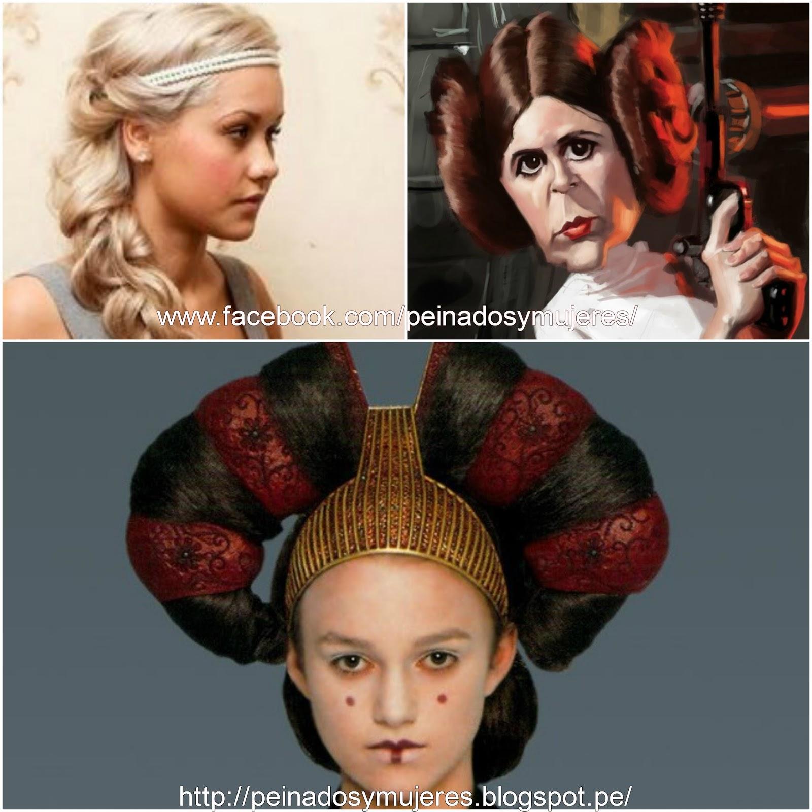 Especial De Peinados Facebook - Maria Arana maquillajes y peinados Facebook