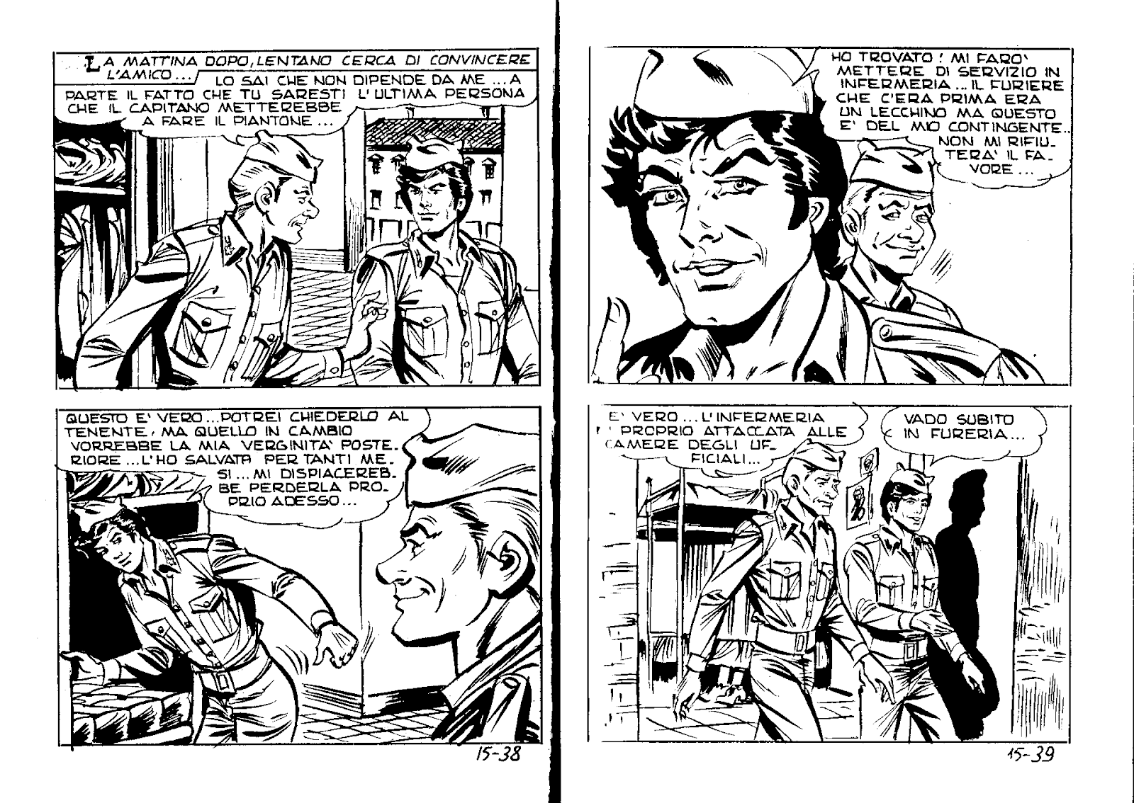 Adulti gay porno fumetti