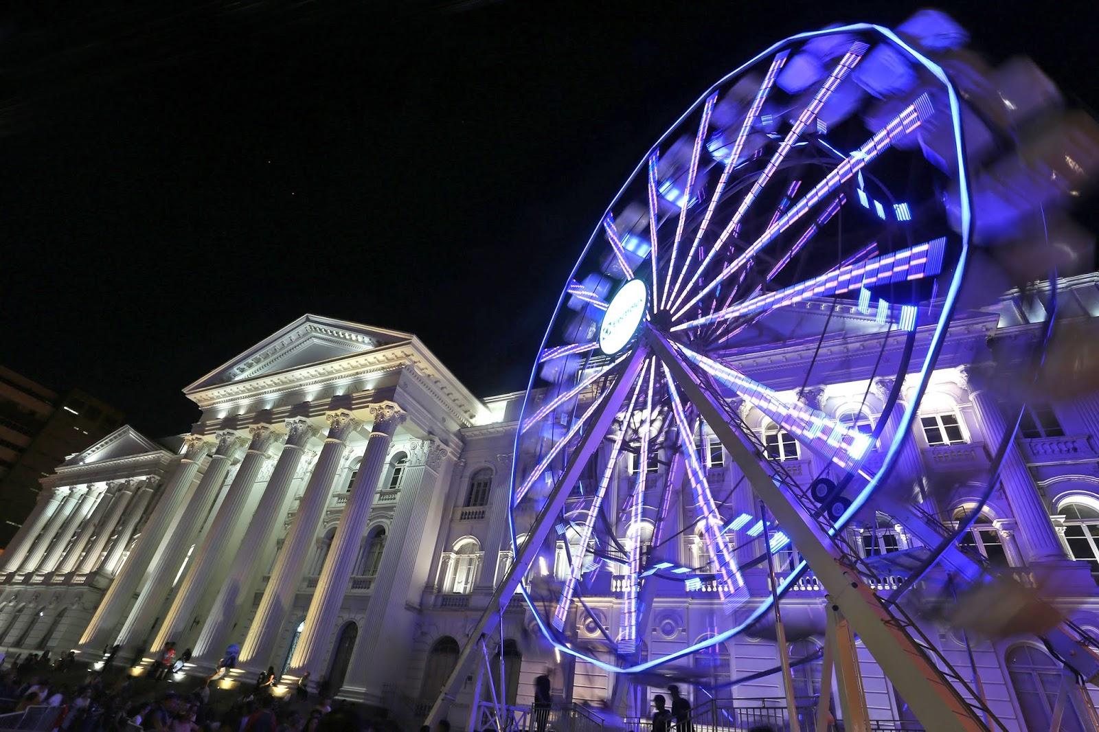 Natal de Curitiba terá mais de 100 atrações