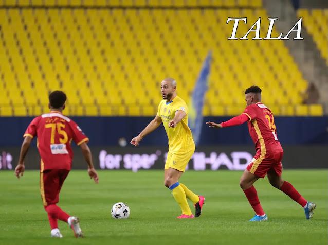 نتائج اليوم الاول من الجولة العاشرة من الدوري السعودي للمحترفين