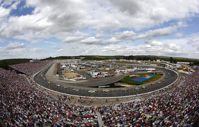 #NASCAR Sprint Cup Entry List